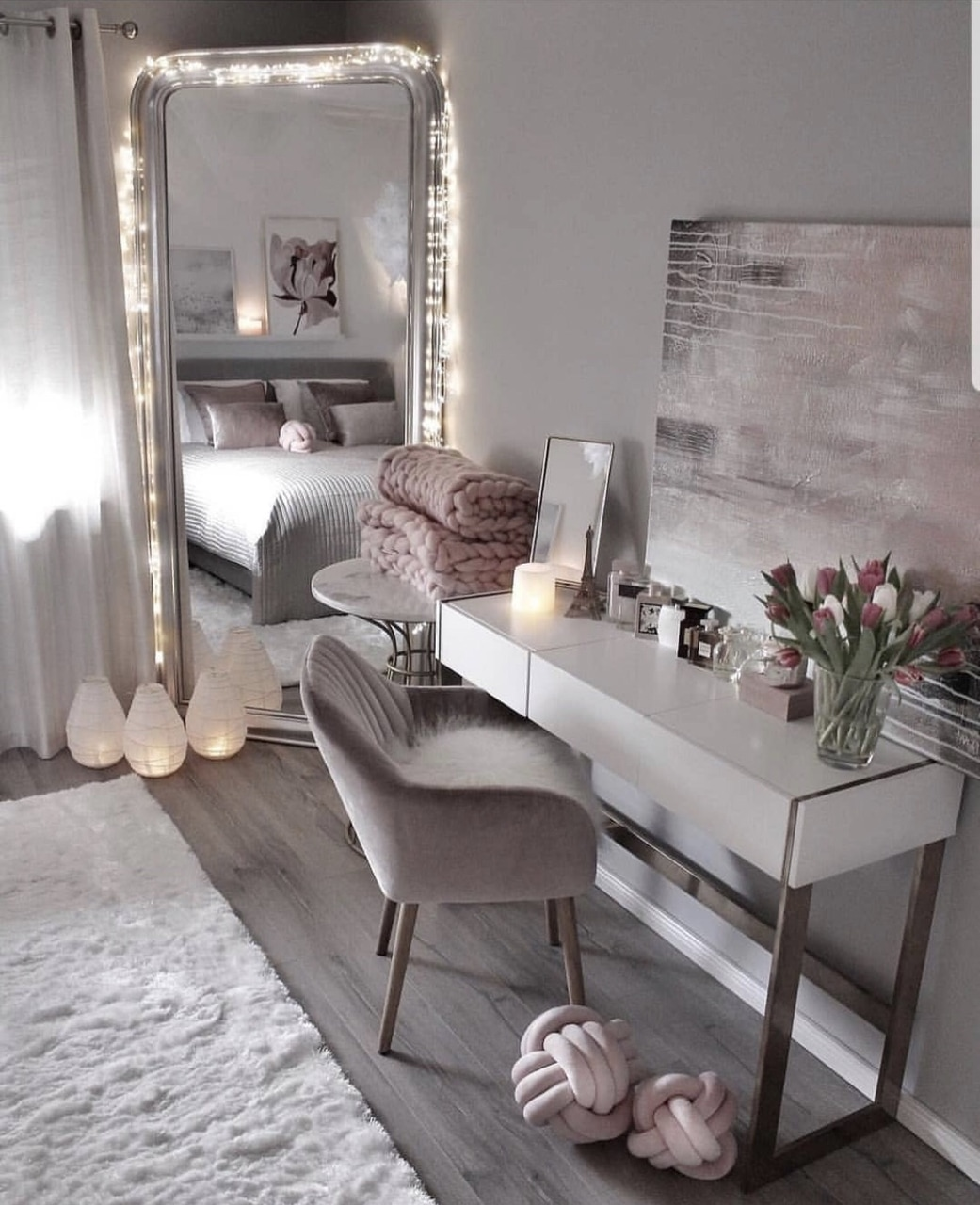 Aesthetic Bedroom Ideas Decorations And Bedroom Image 6836717 On Favim Com