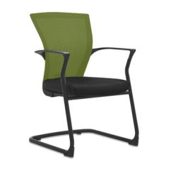 Iron Chair Price Folding Vancouver China Hot Sales Low Fabric Seat Mesh Frame Office Chairs No Wheels With Armrest