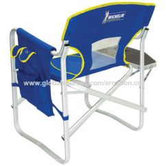 Aluminum Directors Chair Rocking Swing China Folding Director With Table Made Of Strong Frame Suitable For Outdoor