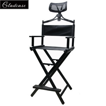 make up chair dining room table and 6 chairs china aluminum foldable director s makeup on global
