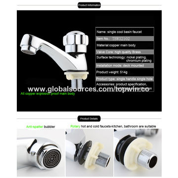 kitchen faucet filter freestanding island china high quality and classic deck mounted single hole brushed water