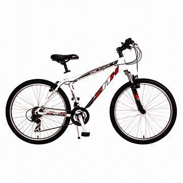 Mountain Bicycle, 26-inch Alloy Frame, Shimano 21 Speed