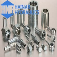 Swaged Hydraulic Pipe Fittings/metric Female Multiseal ...