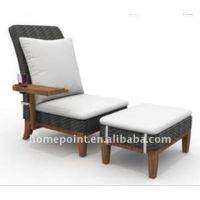 rattan chair - Outdoor Rattan Chaise   Global Sources