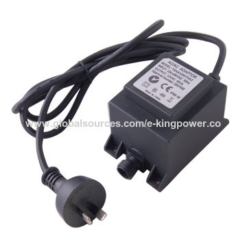 30W to 60W .EI57.waterproof adapter IP44 to IP68.certificate by UL.CUL.GS.CE.PSE   Global Sources