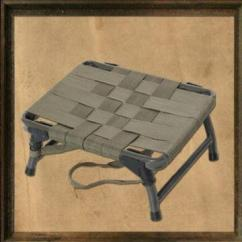 Portable Hunting Chair Modern Faux Leather Accent Lightweight Easy Taken Folding China One Person