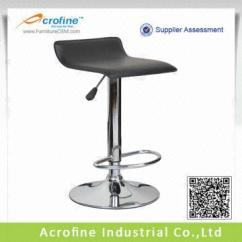 Swivel Chair Em Portugues Egg Stool Bar Chairs Sale 1 Abs Pvc Seat Chromed Base 2 Full Of