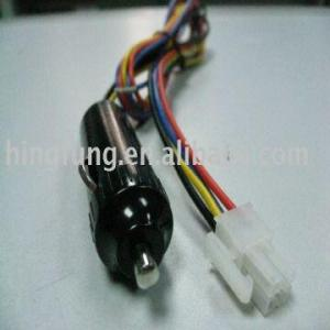 How To Wire A Car Cigarette Lighter Plug  Wiring Diagram