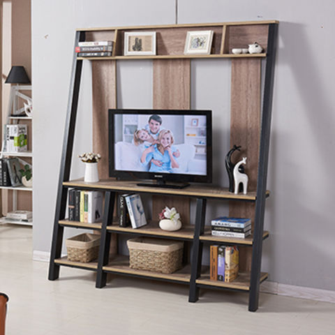 wood frame living room furniture side tables uk china modern mdf wooden metal lcd tv stand models
