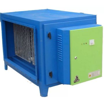esp exhaust filters for commercial