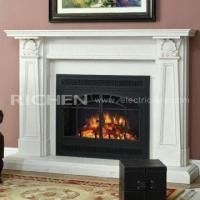 Led Marble Fireplace Inserts Electric Fireplace