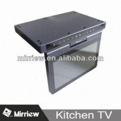 Smart Tv Kitchen Commercial Cabinets Mirriew Fashion Led Global Sources China