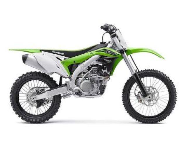 Indonesia 2016 Kawasaki Kx 450f Dirt Bike
