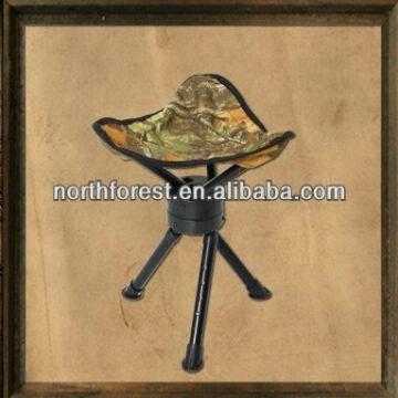 portable hunting chair large round cushions lightweight easy taken folding china one person