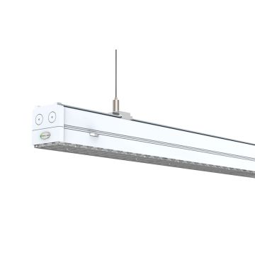 1 2m 48w white continuous row led