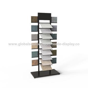 stone stand tile rack