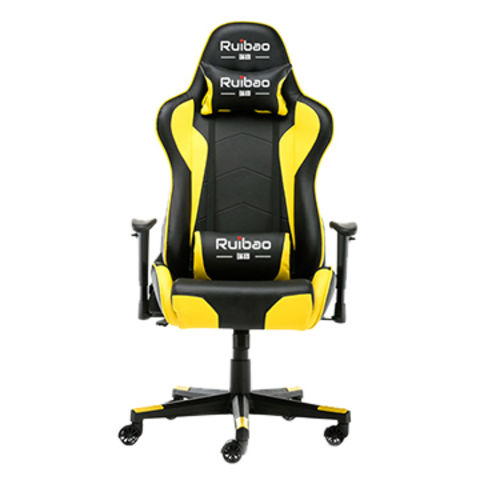 office chair high seat gym workout 7 dvd set china new design metal frame gaming back desk swivel