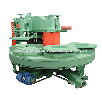 terrazzo tile machine with technology