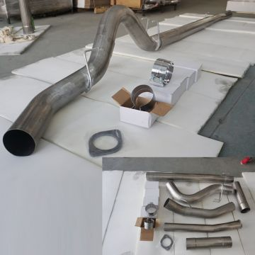 5 inch exhaust system for ford global