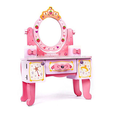 dressing table mirror for baby