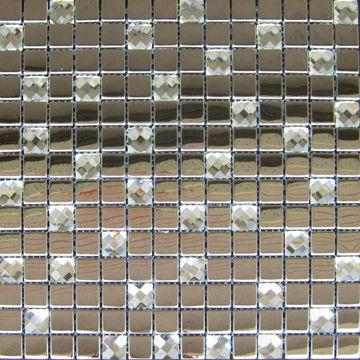 304 stainless steel mosaic tile