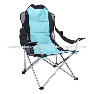 padded camping chair bouncer chairs for babies reviews china adjust on global sources