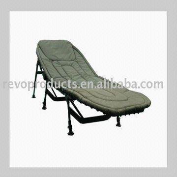 fishing chair with adjustable legs inflatable cup holder carp foldable reclining bed china