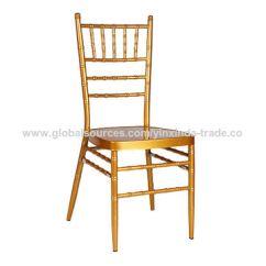 Chiavari Chairs China Papasan Chair Metal Frame Wedding Party Used Gold Tiffany