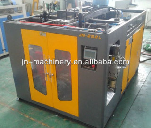 China Extrusion Blow Molding Machine Jn 2s2l Auto Extr