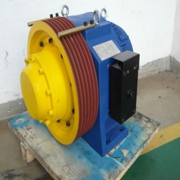 permanent-magnet synchronous planetary elevator traction machine ...