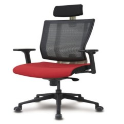 Office Chair Lumbar Support Posture On Promax With Mesh Or Fabric Back South Korea