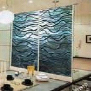 Home Colorful Decorative Glass Partition Wall Global Sources