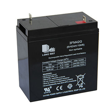 wheelchair batteries commode chair walgreens china 6v42ah 6 volts battery on global sources