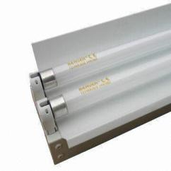 Fluorescent Light Holder Ezgo Marathon Wiring Diagram T5 Lamp With Reflecting Cover Long Lifespan And Hong Kong Sar