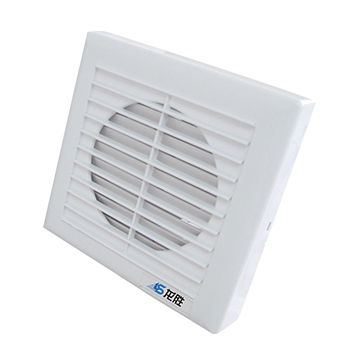 mini bathroom exhaust fan wall mounted