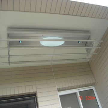 laundry lifting hanging ceiling clothes
