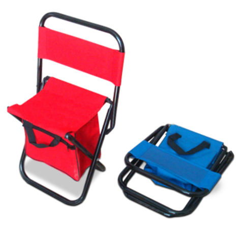 portable folding chairs best buy gaming china beach loading bag attached on global