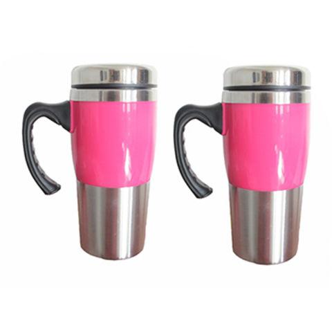 china pink color metal