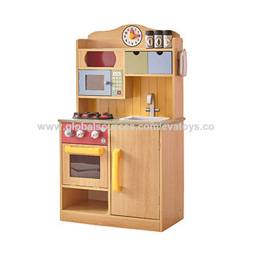 play kitchens for sale rustic kitchen tables china new design kid s cooking toys wooden pretend w10c328