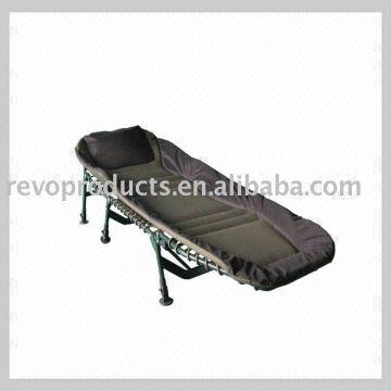 fishing chair with adjustable legs mount keyboard tray india foldable carp reclining bed china