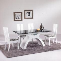 8 Seater Round Dining Table And Chairs Vintage Wicker Rocking Chair Extendable Glass Dinner Set Top Wood China