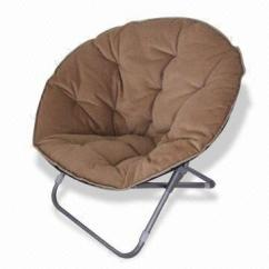 Folding Chair Round Antique Metal Chairs With Powder Coated 22mm Steel Tubes Global China