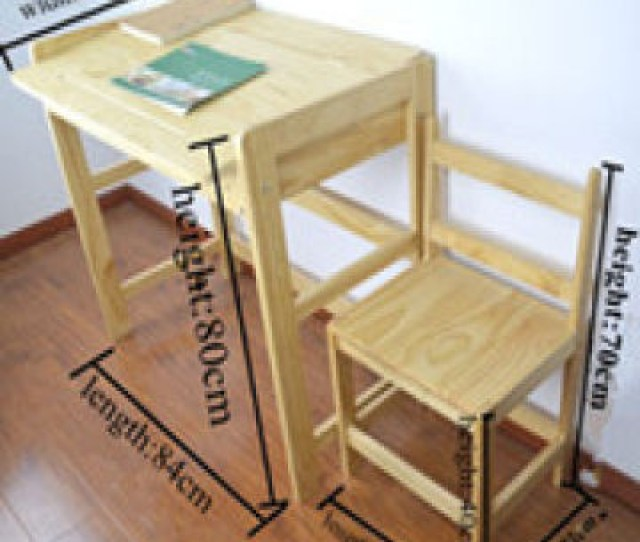 China Kids Study Table And Chairs Kids Furniture