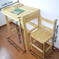 Kids study table and chairs, kids furniture | Global Sources