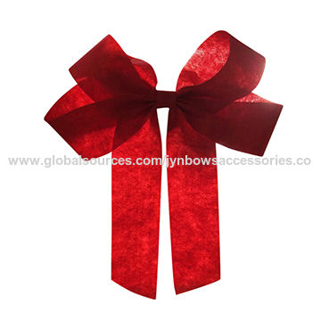 big gift packing bow