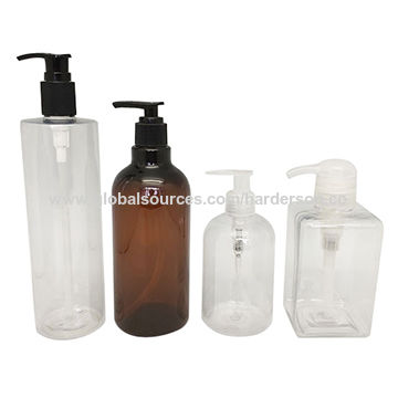 china plastic lotion bottles