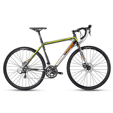 China TRINX Factory Price 2016 Cyclo-cross Gravel Bikes
