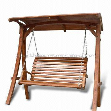 chair with canopy antique office china deluxe wooden frame swing available on
