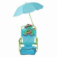 Infant Beach Chair With Umbrella How To Clean An Upholstered China Kids Folding Front Bag And Easy Baby