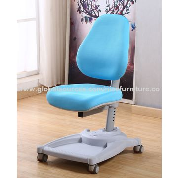 portable study chair slipcovers kmart china children orthopedic furniture from wholesaler ergonomic height of seat and back adjustable